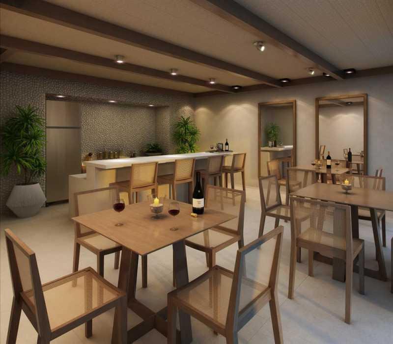 lancamento-mares-de-goa-reside - Apartamento 1 quarto à venda Vargem Grande, Rio de Janeiro - R$ 379.000 - LA0004 - 9