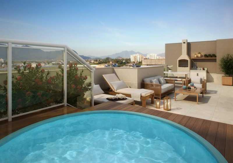 lancamento-mares-de-goa-reside - Apartamento 1 quarto à venda Vargem Grande, Rio de Janeiro - R$ 379.000 - LA0004 - 13