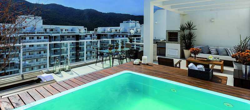 Frames - Apartamento Recreio dos Bandeirantes,Rio de Janeiro,RJ À Venda,69m² - LA0006 - 10