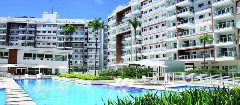 Frames - Apartamento Recreio dos Bandeirantes,Rio de Janeiro,RJ À Venda,69m² - LA0006 - 1