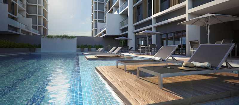 brise_jacarepagua_deck - Apartamento 2 quartos à venda Tanque, Rio de Janeiro - R$ 341.187 - LA0007 - 4