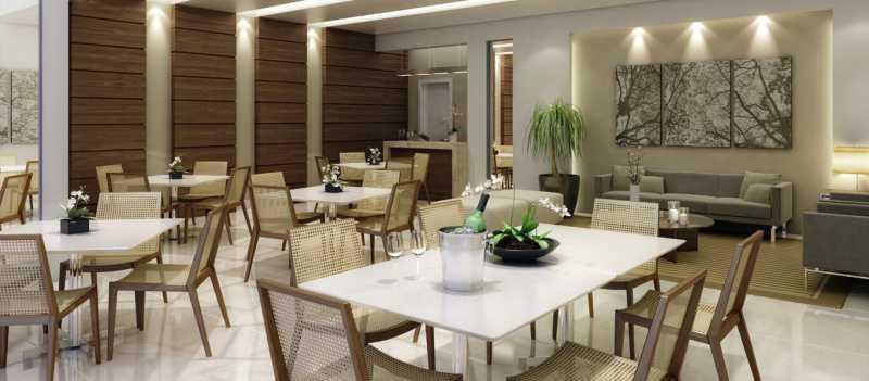 brise_jacarepagua_gourme - Apartamento 2 quartos à venda Tanque, Rio de Janeiro - R$ 341.187 - LA0007 - 9