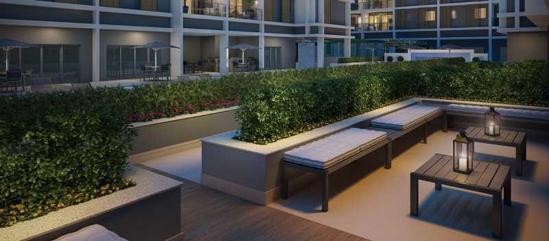 brise_jacarepagua_lounge - Apartamento 2 quartos à venda Tanque, Rio de Janeiro - R$ 341.187 - LA0007 - 10