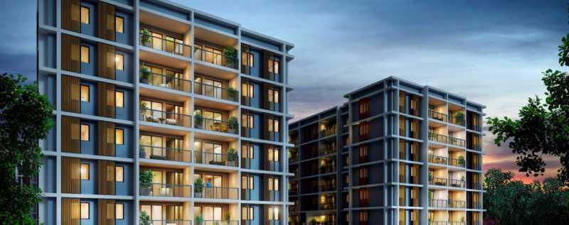 brise_jacarepagua_noturna - Apartamento 2 quartos à venda Tanque, Rio de Janeiro - R$ 341.187 - LA0007 - 1