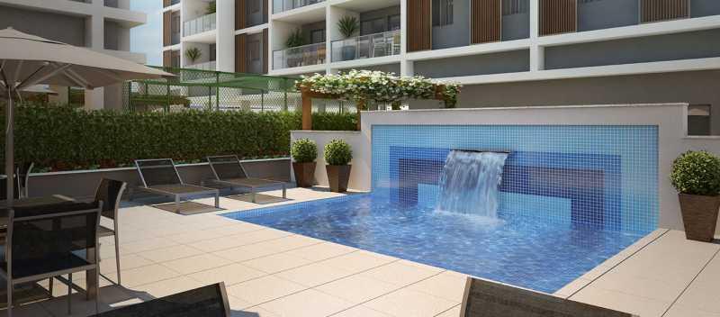 brise_jacarepagua_piscina-infa - Apartamento 2 quartos à venda Tanque, Rio de Janeiro - R$ 341.187 - LA0007 - 7