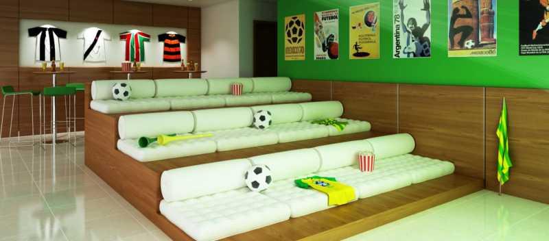 brise_jacarepagua_stadium - Apartamento 2 quartos à venda Tanque, Rio de Janeiro - R$ 341.187 - LA0007 - 13