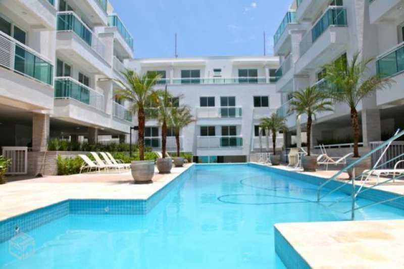 Reserva do Pontal - Apartamento Recreio dos Bandeirantes,Rio de Janeiro,RJ À Venda,2 Quartos - LA0009 - 1