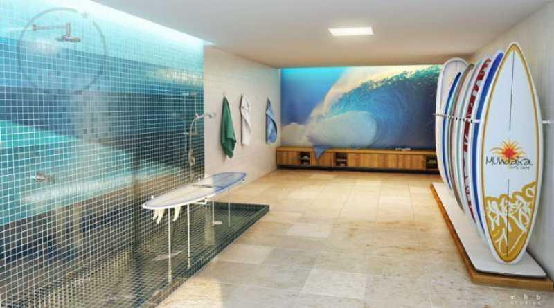 Reserva do Pontal - Apartamento Recreio dos Bandeirantes,Rio de Janeiro,RJ À Venda,2 Quartos - LA0009 - 14