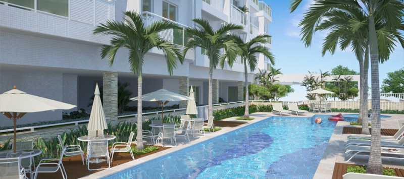 Reserva do Pontal - Apartamento Recreio dos Bandeirantes,Rio de Janeiro,RJ À Venda,2 Quartos - LA0009 - 6