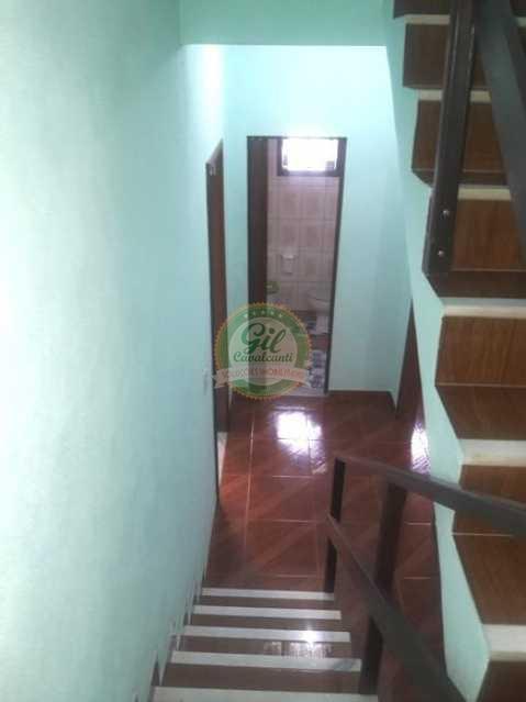 112 - Casa em Condominio Jacarepaguá,Rio de Janeiro,RJ À Venda,2 Quartos,120m² - CS2034 - 8