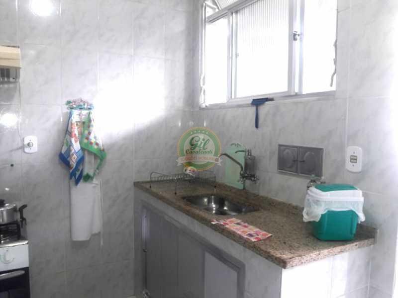 109 - Casa em Condominio Jacarepaguá,Rio de Janeiro,RJ À Venda,2 Quartos,120m² - CS2034 - 6