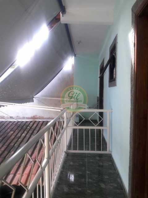 118 - Casa em Condominio Jacarepaguá,Rio de Janeiro,RJ À Venda,2 Quartos,120m² - CS2034 - 15
