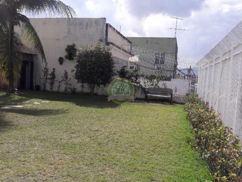 406 - Casa 5 quartos à venda Curicica, Rio de Janeiro - R$ 1.390.000 - CS2035 - 24