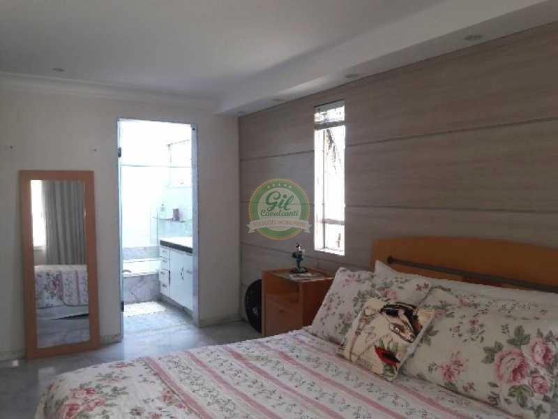 421 - Casa 5 quartos à venda Curicica, Rio de Janeiro - R$ 1.390.000 - CS2035 - 10