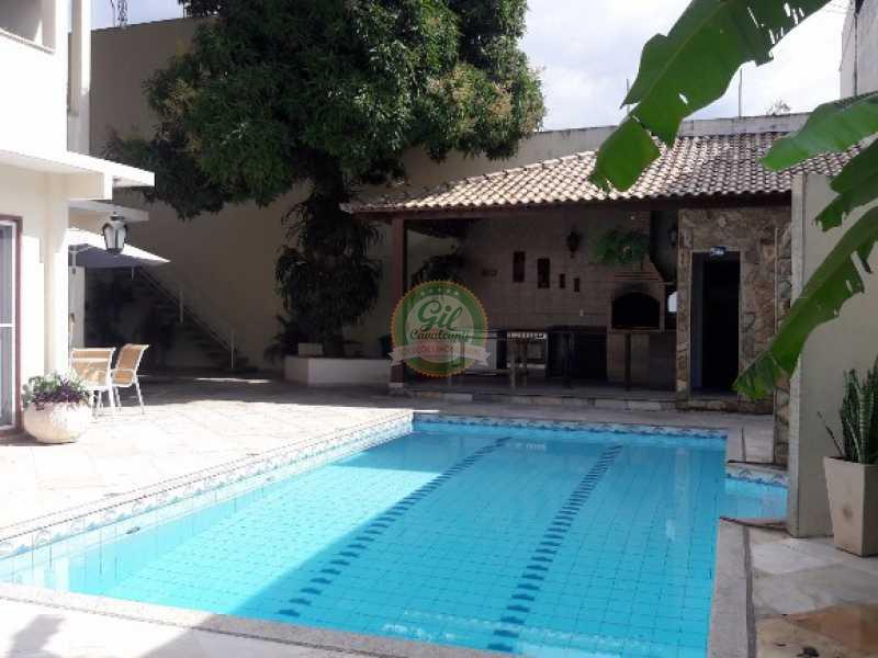 422 - Casa 5 quartos à venda Curicica, Rio de Janeiro - R$ 1.390.000 - CS2035 - 27