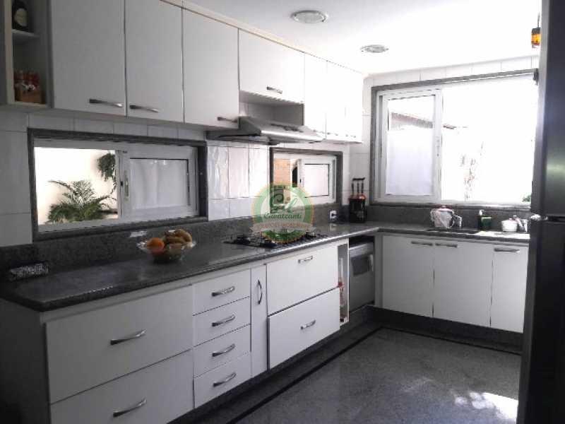 428 - Casa 5 quartos à venda Curicica, Rio de Janeiro - R$ 1.390.000 - CS2035 - 16