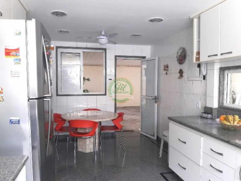 431 - Casa 5 quartos à venda Curicica, Rio de Janeiro - R$ 1.390.000 - CS2035 - 19