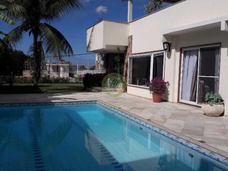 434 - Casa 5 quartos à venda Curicica, Rio de Janeiro - R$ 1.390.000 - CS2035 - 28