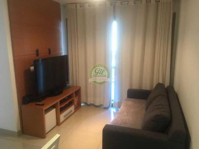101 - Apartamento 3 quartos à venda Jacarepaguá, Rio de Janeiro - R$ 550.000 - AP1542 - 1