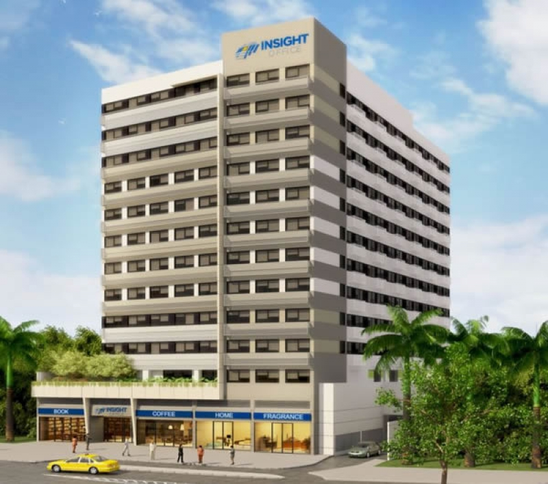 Insight Office - Sala Comercial Tanque,Rio de Janeiro,RJ À Venda,18m² - LA0014 - 1
