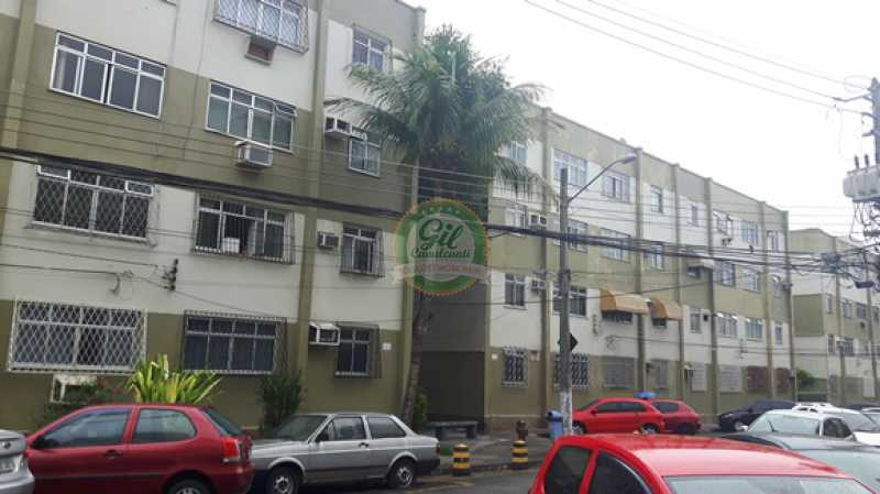 101 - Apartamento Pechincha,Rio de Janeiro,RJ À Venda,2 Quartos,50m² - AP1547 - 1
