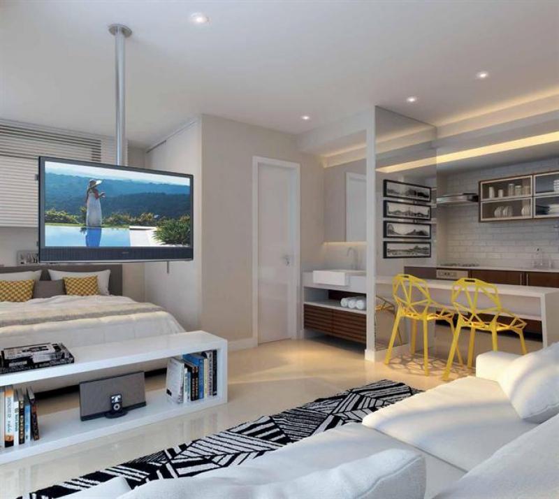 Studio 6677 - Apartamento Curicica,Rio de Janeiro,RJ À Venda,1 Quarto - LA0018 - 9