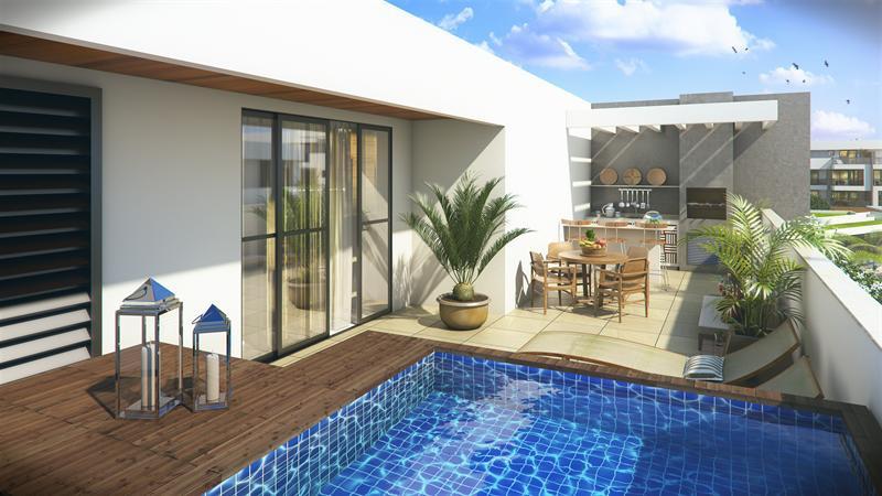 Terraço Apto Duo Sky - Apartamento Recreio dos Bandeirantes,Rio de Janeiro,RJ À Venda - LA0020 - 31