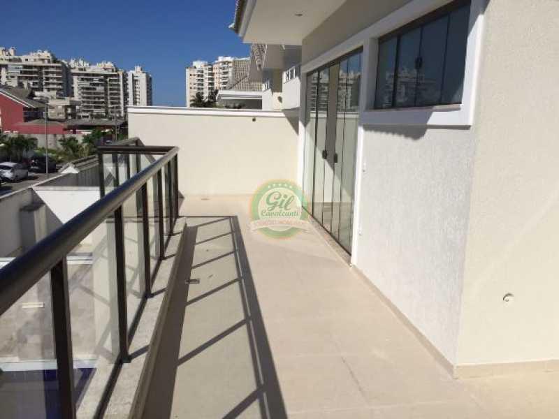 103 - Casa em Condomínio 5 quartos à venda Recreio dos Bandeirantes, Rio de Janeiro - R$ 2.200.000 - CS2053 - 12