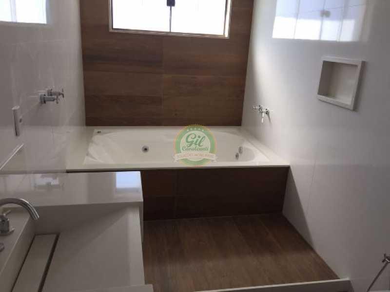 105 - Casa em Condomínio 5 quartos à venda Recreio dos Bandeirantes, Rio de Janeiro - R$ 2.200.000 - CS2053 - 18