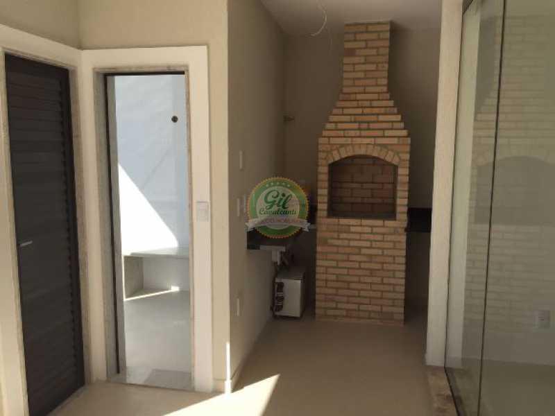 107 - Casa em Condomínio 5 quartos à venda Recreio dos Bandeirantes, Rio de Janeiro - R$ 2.200.000 - CS2053 - 23