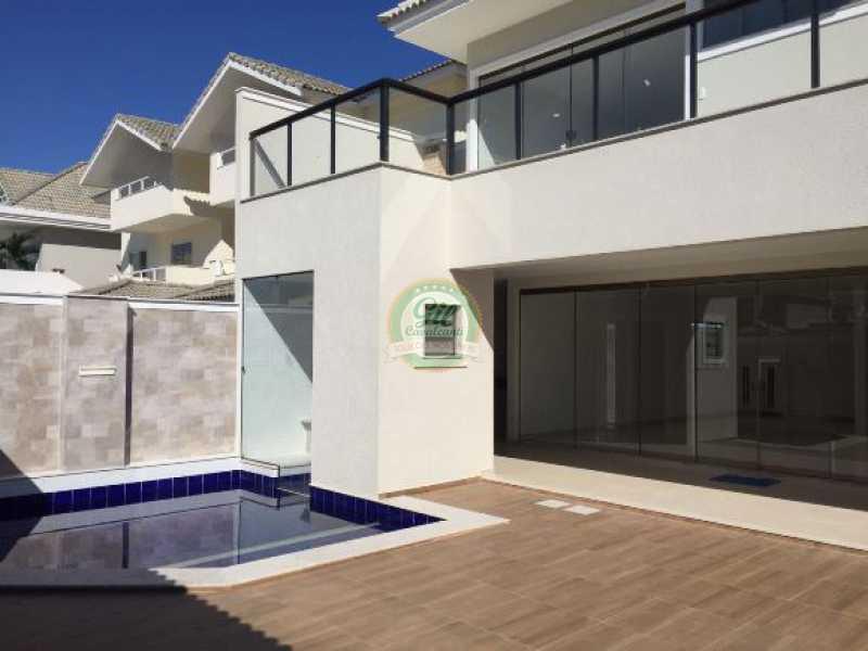 108 - Casa em Condomínio 5 quartos à venda Recreio dos Bandeirantes, Rio de Janeiro - R$ 2.200.000 - CS2053 - 1