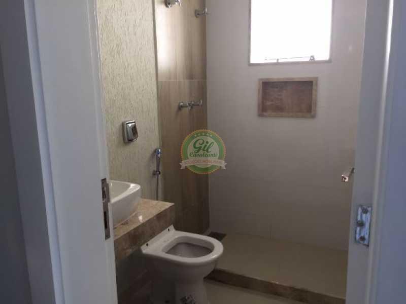112 - Casa em Condomínio 5 quartos à venda Recreio dos Bandeirantes, Rio de Janeiro - R$ 2.200.000 - CS2053 - 10