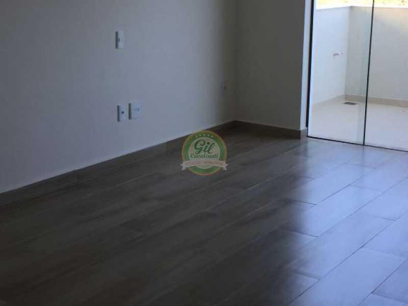 113 - Casa em Condomínio 5 quartos à venda Recreio dos Bandeirantes, Rio de Janeiro - R$ 2.200.000 - CS2053 - 13