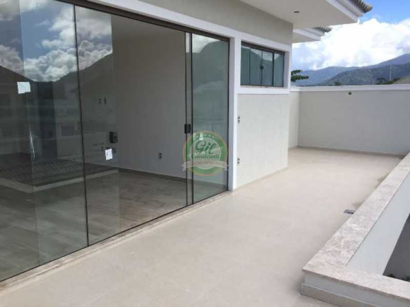 116 - Casa em Condomínio 5 quartos à venda Recreio dos Bandeirantes, Rio de Janeiro - R$ 2.200.000 - CS2053 - 4