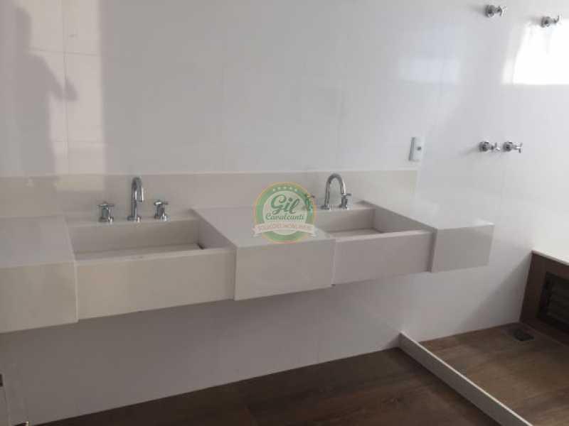 123 - Casa em Condomínio 5 quartos à venda Recreio dos Bandeirantes, Rio de Janeiro - R$ 2.200.000 - CS2053 - 17