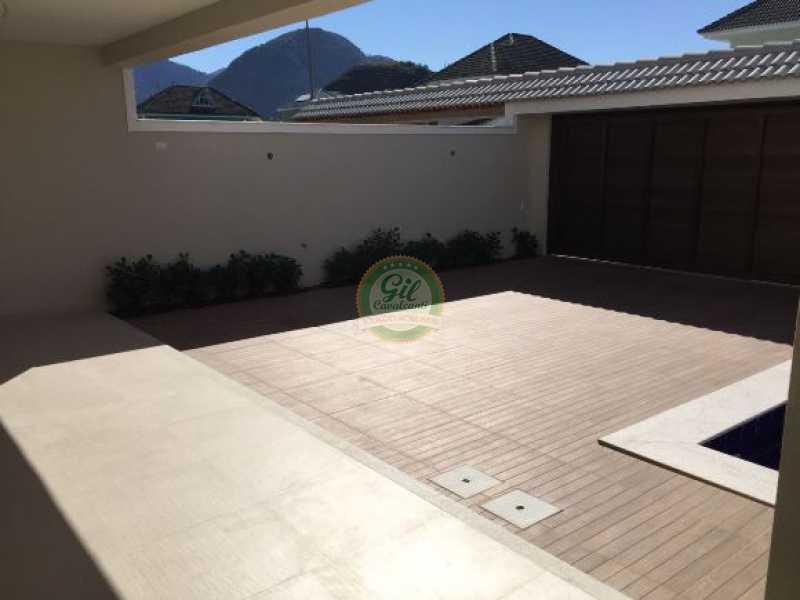 126 - Casa em Condomínio 5 quartos à venda Recreio dos Bandeirantes, Rio de Janeiro - R$ 2.200.000 - CS2053 - 3
