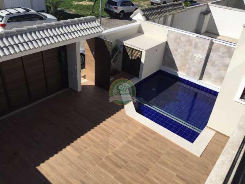 127 - Casa em Condomínio 5 quartos à venda Recreio dos Bandeirantes, Rio de Janeiro - R$ 2.200.000 - CS2053 - 20