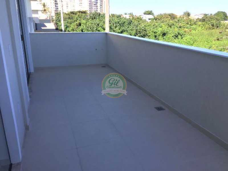 124 - Casa em Condomínio 5 quartos à venda Recreio dos Bandeirantes, Rio de Janeiro - R$ 2.200.000 - CS2053 - 15