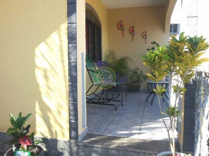 105 - Casa em Condomínio 5 quartos à venda Tanque, Rio de Janeiro - R$ 750.000 - CS2054 - 1