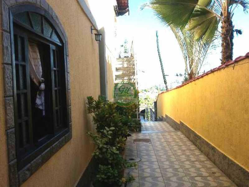 123 - Casa em Condomínio 5 quartos à venda Tanque, Rio de Janeiro - R$ 750.000 - CS2054 - 16