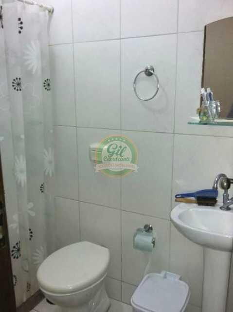 125 - Casa em Condomínio 5 quartos à venda Tanque, Rio de Janeiro - R$ 750.000 - CS2054 - 17