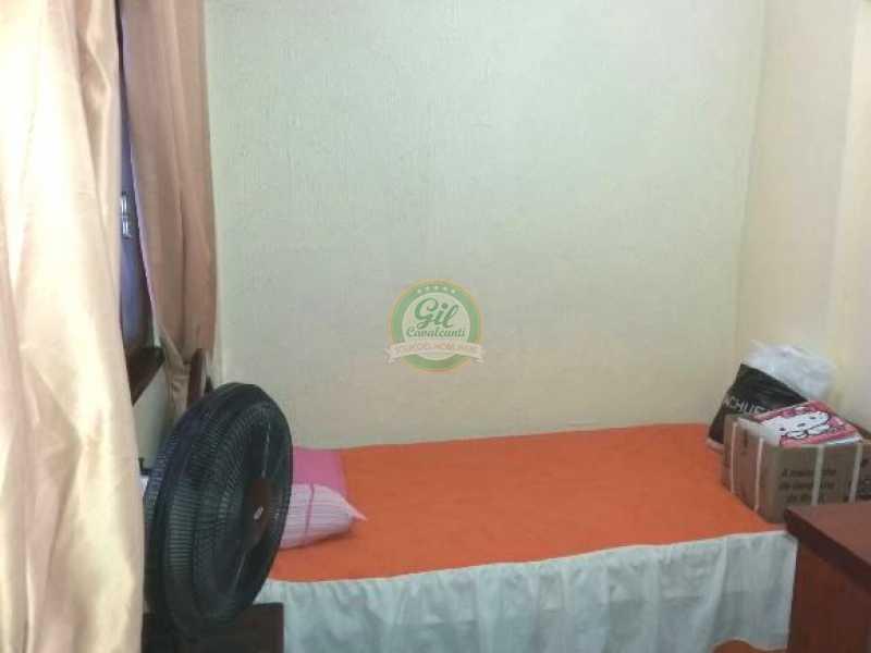 129 - Casa em Condomínio 5 quartos à venda Tanque, Rio de Janeiro - R$ 750.000 - CS2054 - 10