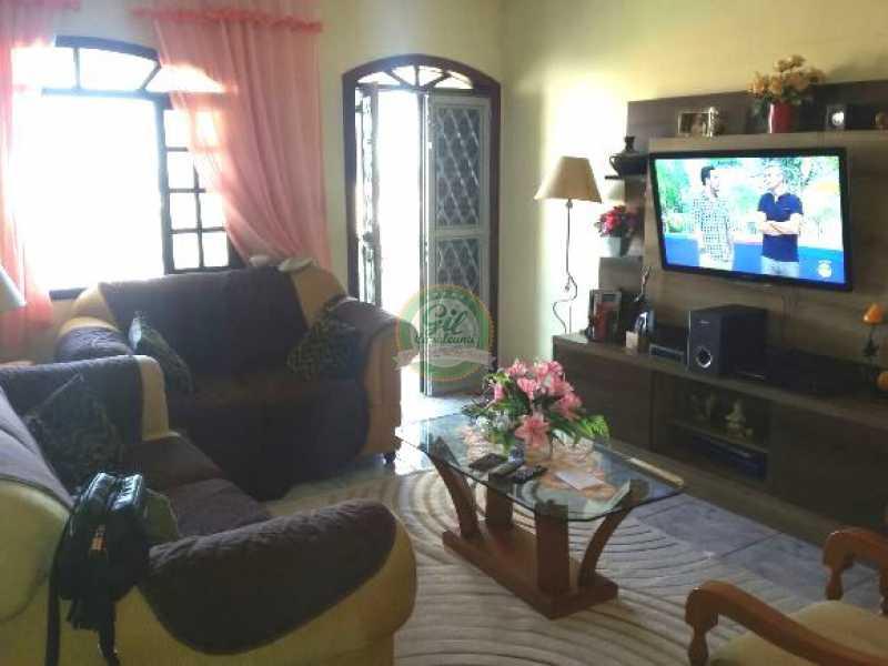 140 - Casa em Condomínio 5 quartos à venda Tanque, Rio de Janeiro - R$ 750.000 - CS2054 - 3