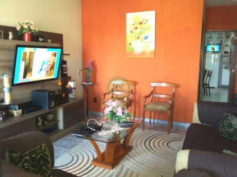 137 - Casa em Condomínio 5 quartos à venda Tanque, Rio de Janeiro - R$ 750.000 - CS2054 - 4