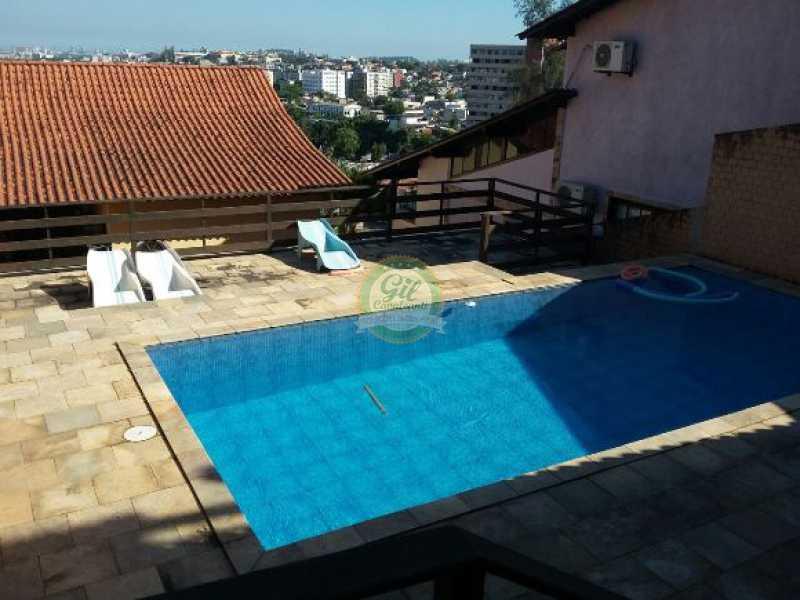 104 - Casa em Condomínio 5 quartos à venda Tanque, Rio de Janeiro - R$ 750.000 - CS2054 - 30