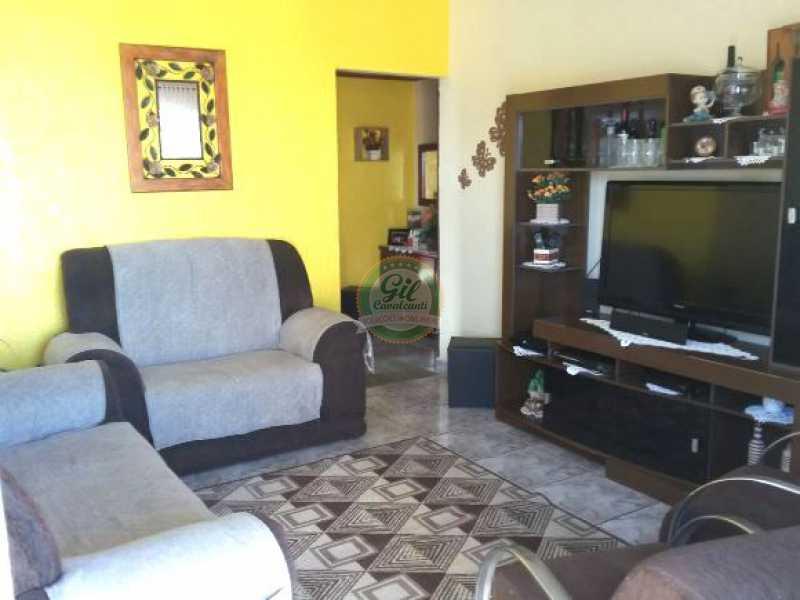 112 - Casa em Condomínio 5 quartos à venda Tanque, Rio de Janeiro - R$ 750.000 - CS2054 - 18