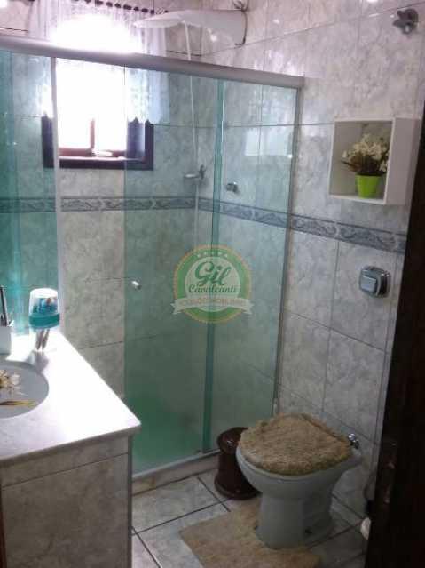 115 - Casa em Condomínio 5 quartos à venda Tanque, Rio de Janeiro - R$ 750.000 - CS2054 - 25