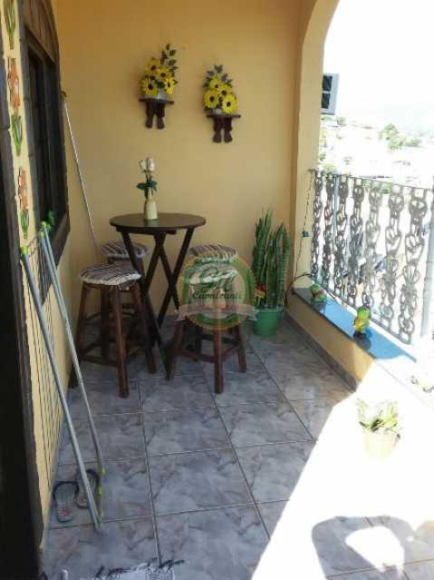 119 - Casa em Condomínio 5 quartos à venda Tanque, Rio de Janeiro - R$ 750.000 - CS2054 - 19