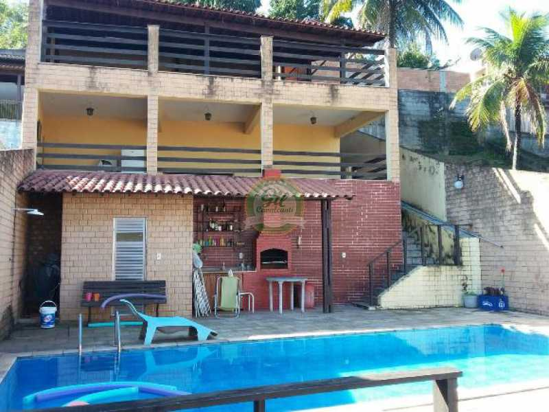 123 - Casa em Condomínio 5 quartos à venda Tanque, Rio de Janeiro - R$ 750.000 - CS2054 - 29
