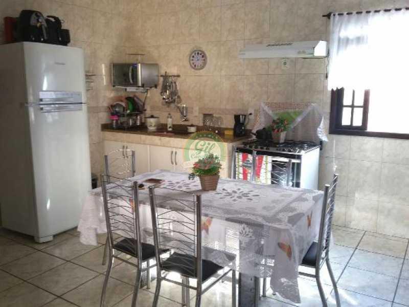 124 - Casa em Condomínio 5 quartos à venda Tanque, Rio de Janeiro - R$ 750.000 - CS2054 - 23